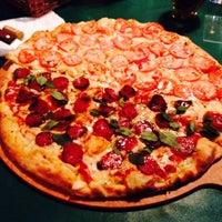 Photo taken at Baggio Pizzeria & Focacceria by Matheus M. on 9/20/2014