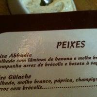Photo taken at Restaurante Candido's by Filipe B. on 3/24/2013