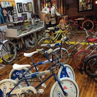 Photo taken at Bicycle Heaven by Jeff D. on 8/17/2014