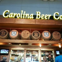 Photo taken at Carolina Beer Company by Helio C. on 7/9/2013