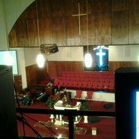 Photo taken at Historic New Bethel Baptist Church by Annette M. on 10/21/2012
