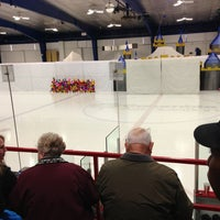 Photo taken at Columbia Ice Rink by Sean F. on 3/23/2013