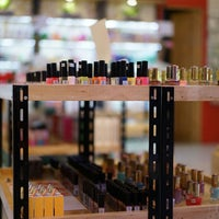 Photo taken at ONL Cosmetics Shop by Heui-Man S. on 10/4/2014