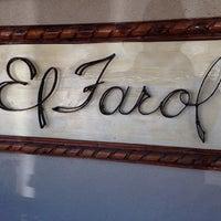 Photo taken at El Farol by The Santa Fe VIP on 10/4/2013