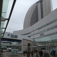 Photo taken at PACIFICO Yokohama by でゅえろう D. on 3/3/2013