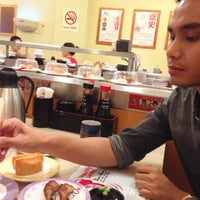 Photo taken at Sushi King by Nuraini A. on 5/3/2016