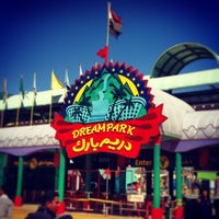 Photo taken at Dream Park by Mohamed A. on 2/16/2013