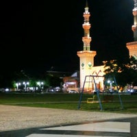 Photo taken at Alun Alun Tegal by Adhy P. on 10/30/2016