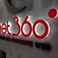 Photo taken at Net360 S.A. by Net360 S.A. on 3/27/2014