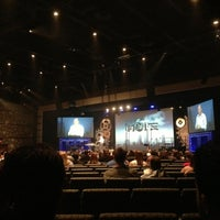Photo taken at Southpoint Community Church by Jon O. on 1/13/2013