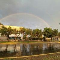 Photo taken at Flextronics Guadalajara Campus Norte by Lidia O. on 6/15/2016