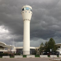 Photo taken at Centennial Airport (APA) by Comfort S. on 5/8/2013