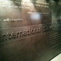 Photo taken at International Slavery Museum by Emmanuel B. on 11/25/2014