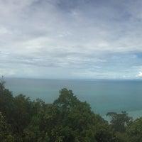 Photo taken at Muka Head Lighthouse by Wajdi on 11/7/2015