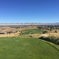 Photo taken at Redlands Mesa Golf Course by Jeff W. on 10/7/2016