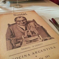 Photo taken at Sosta Argentinian Kitchen by Huiying L. on 4/22/2014