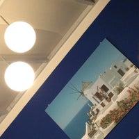 Photo taken at Taverna Santorini by Carolina B. on 7/22/2014