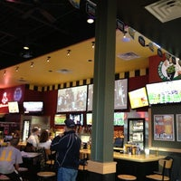 Photo taken at Buffalo Wild Wings by Michael A. on 10/13/2012