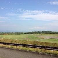 Photo taken at 庄内夕日の丘オートキャンプ場 by Blue_thermal on 7/14/2014