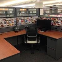 Photo taken at Chicago Sun-Times by Nikola R. on 11/21/2012