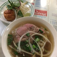 Photo taken at Pho Than Brothers by Shu-Ting H. on 1/27/2014