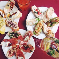 Photo taken at Il Grottino by Alessia B. on 4/25/2015