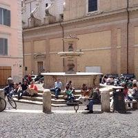 Photo taken at Piazza della Madonna dei Monti by Noemi B. on 6/2/2013