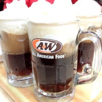 Photo taken at A&W by Gorgy N. on 2/21/2016