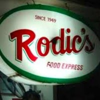 Photo taken at Rodic's Diner by Nad D. on 4/9/2013