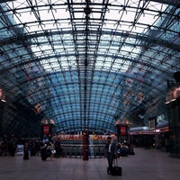 Photo taken at Frankfurt Airport (FRA) by Ivan L. on 7/1/2013