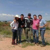 Photo taken at Cueramaro by Perlinky C. on 7/19/2014