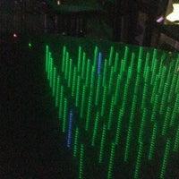 Photo taken at V2 Lounge Bar & Karaoke by jessica e. on 1/6/2013