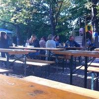 Photo taken at Hofbräukeller by Oliver M. on 10/19/2012