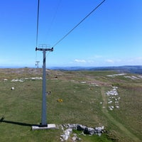 Photo taken at Great Orme Summit by ka man L. on 5/25/2013