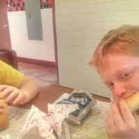 Photo taken at Jimmy John's by Dan P. on 8/9/2015