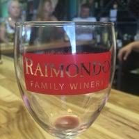 Photo taken at Raimondo Winery by Zach H. on 8/6/2016
