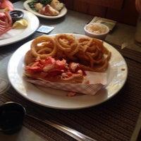 Photo taken at Westbrook Lobster Restaurant & Bar by Judi S. on 5/17/2015