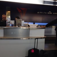 Photo taken at Gate D6 by Maylet G. on 1/8/2014