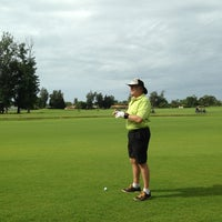 Photo taken at Normandy Shores Golf Club by George G. on 7/14/2013