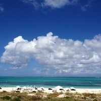 Photo taken at Gansevoort Turks & Caicos by Dave B on 10/20/2012