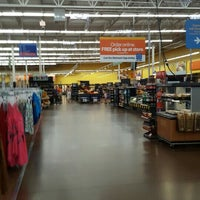 Photo taken at Walmart Supercenter by Diona A. on 6/27/2016