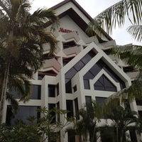 Photo taken at Miri Marriott Resort & Spa by Amalina H. on 3/13/2013