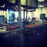 Photo taken at Krispy Kreme Doughnuts by Toshi ⚾. on 10/3/2012