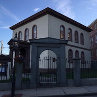 Photo taken at Touro Synagogue by Zevy P. on 10/15/2014