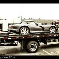 Photo taken at Eur-Asia Motors by Rosemarie M. on 12/14/2012