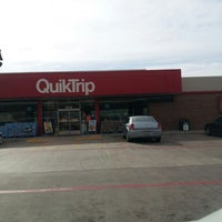 Photo taken at QuikTrip by Sonja C. on 11/15/2012