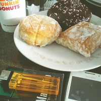 Photo taken at Dunkin' Donuts by Dody S. on 6/8/2014