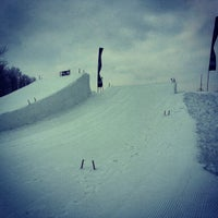 Photo taken at Mad River Mountain Ski Resort by Mitch D. on 1/27/2013