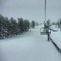 Photo taken at Mad River Mountain Ski Resort by Mitch D. on 1/25/2013
