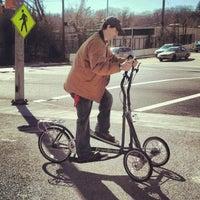 Photo taken at Joe's Bike Shop - Mt Washington by AK S. on 2/9/2013